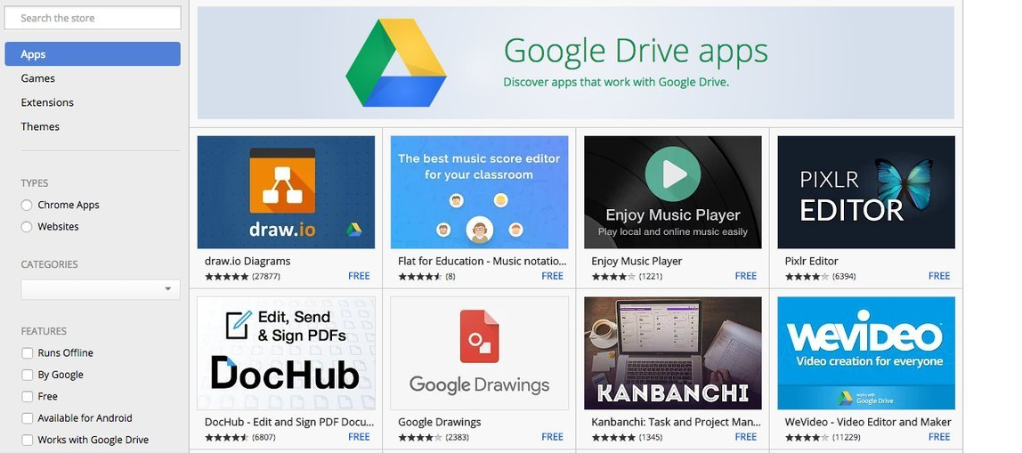 google-drive-add-ons