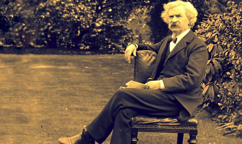 Mark Twain Daily Routine