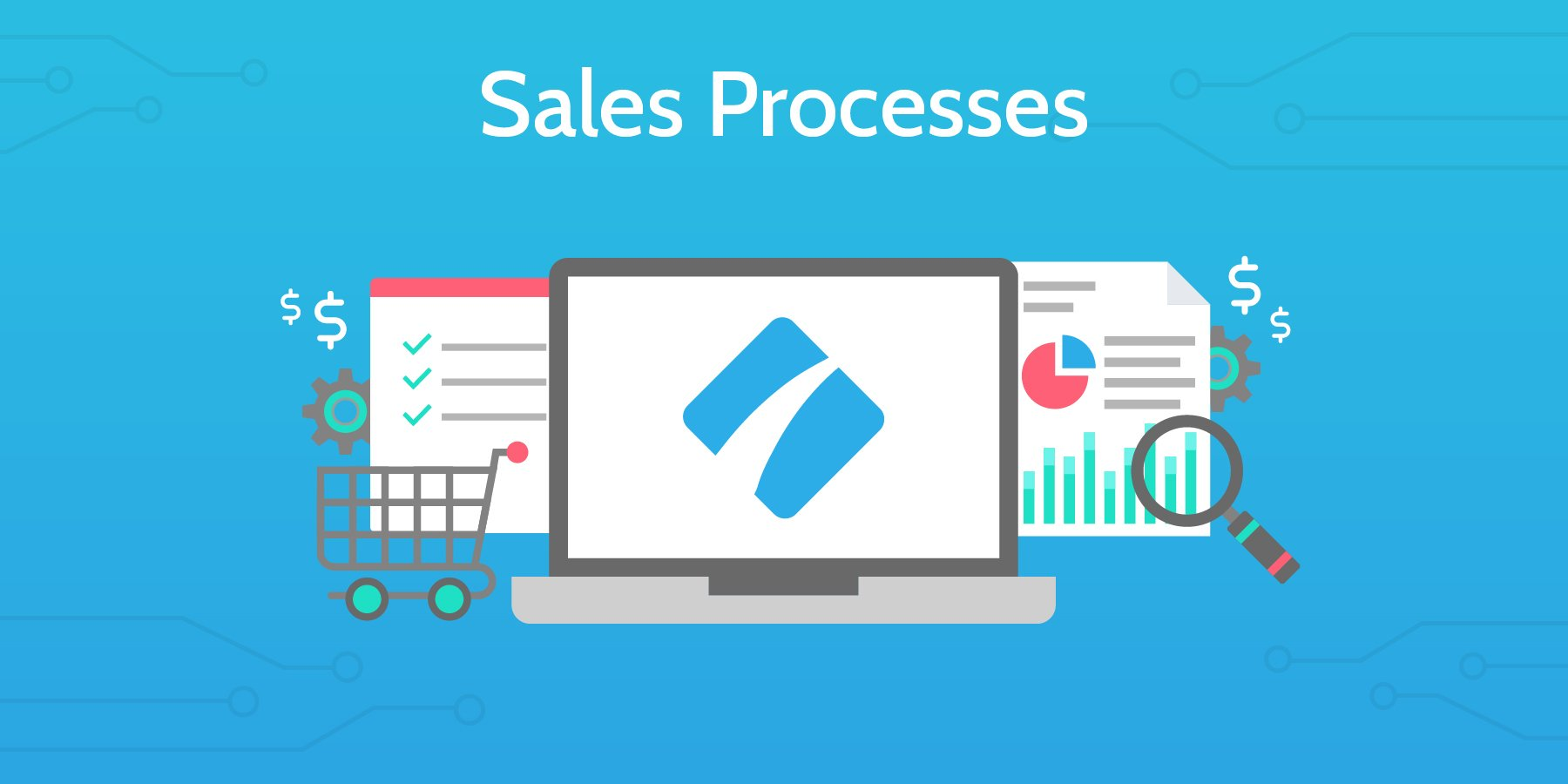 9 checklists sales processes
