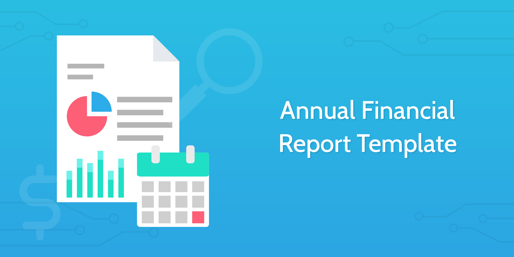 Optimize Your Accounting Processes – Annual Financial Report Sample