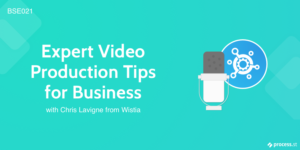 Youu0027d expect a video startup to have a wealth of wisdom on video creation production and editing but this episode is insane.  sc 1 st  Process Street & Video Production Tips for Business: How to Create Video Customers ...