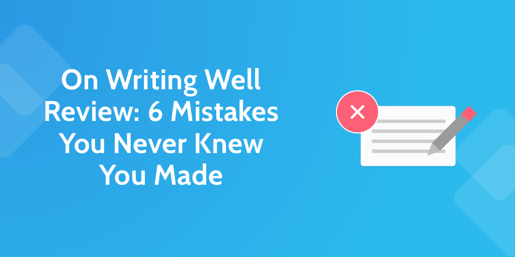 on-writing-well-review-header