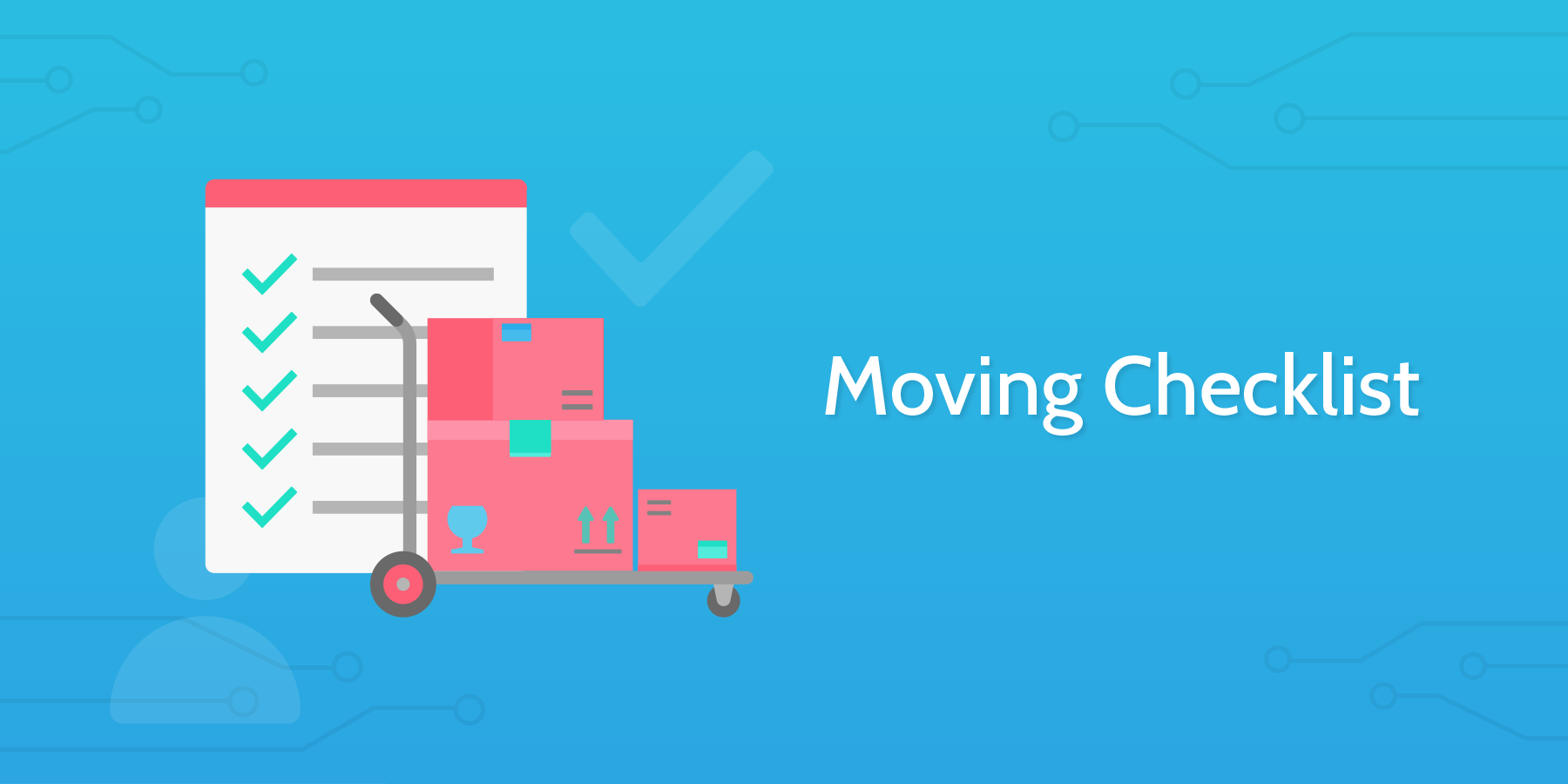 Moving Checklist Process Street