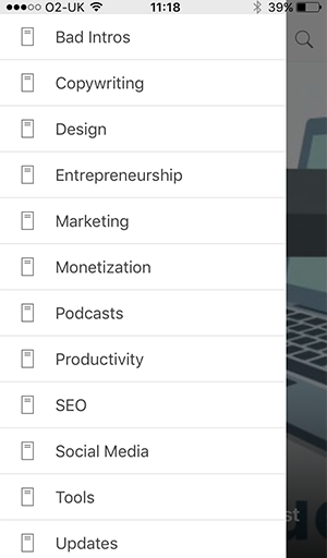 how to read more - rss categories