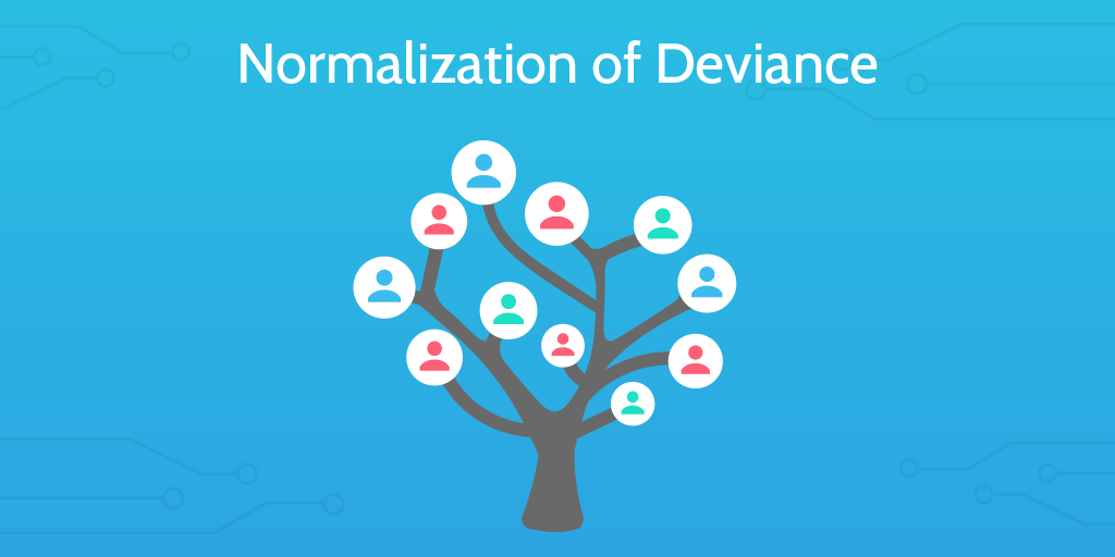 Process Street Normalization of Deviance