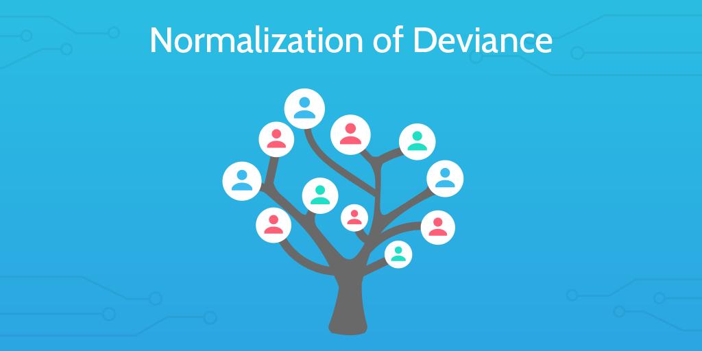 Process Street Normalization of Deviance