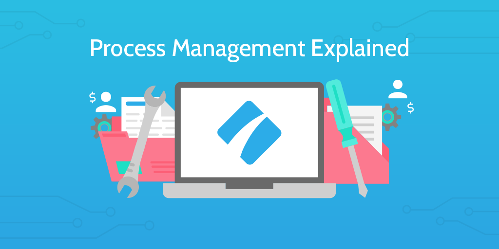 project vs process process management explained