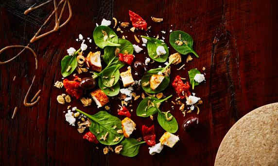 iQ Food Salad