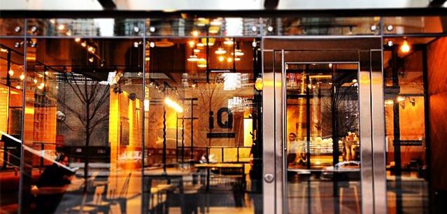 iQ Food Co Storefront