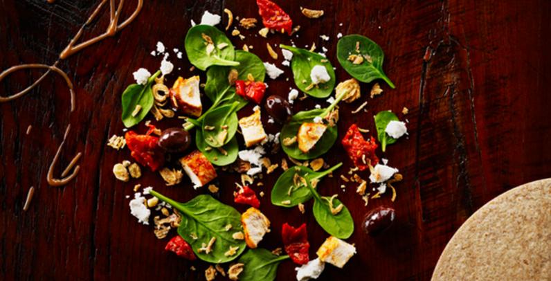 iQ Food Co Salad