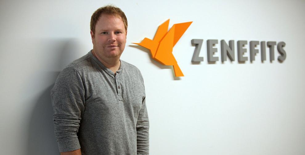 Conrad Zenefits