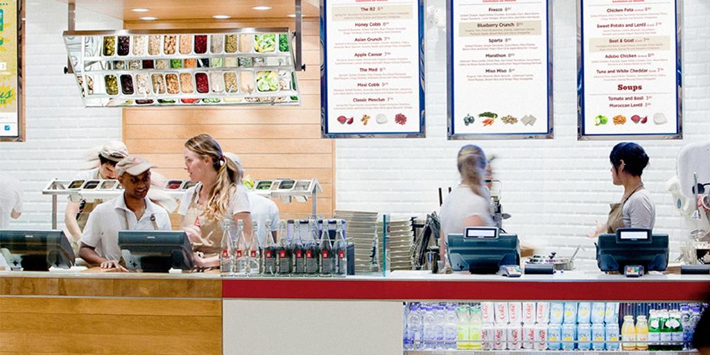 iQ Food Counter