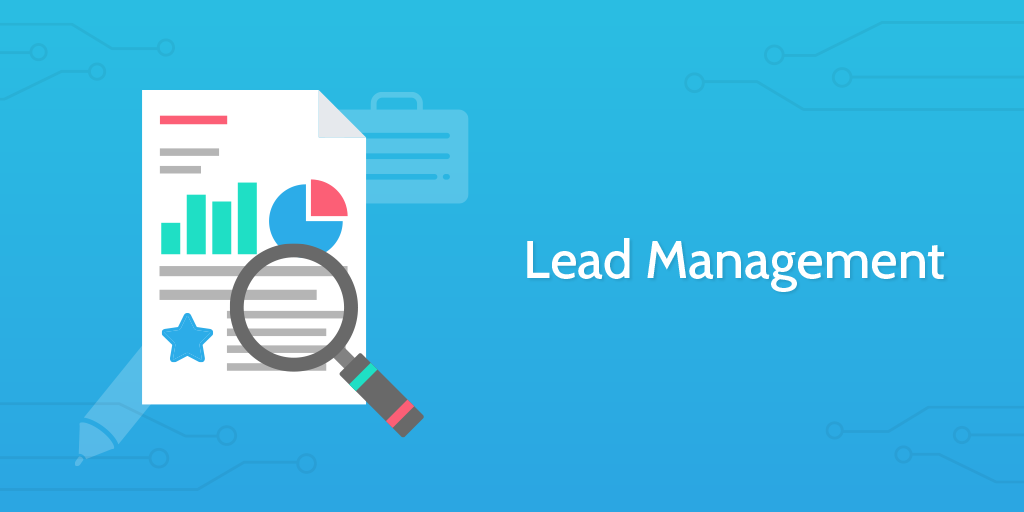 business process automation - lead management