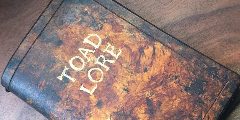 employee handbook - metal toad toad lore