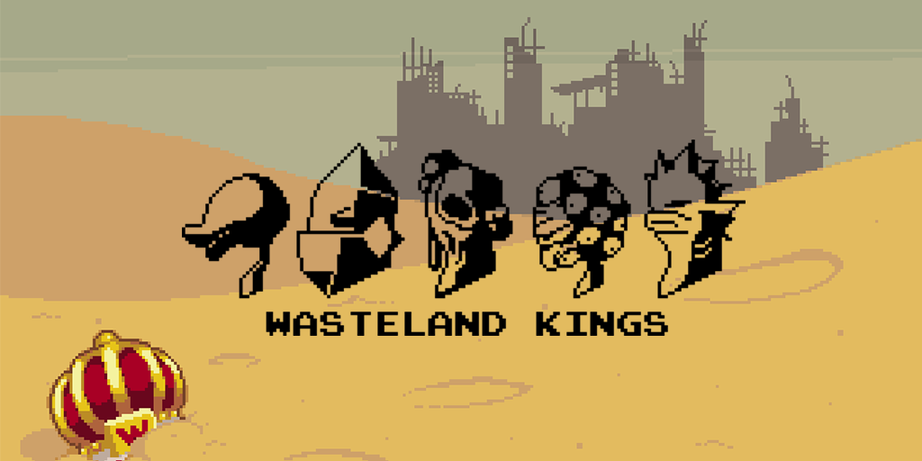 game development startups - wasteland kings