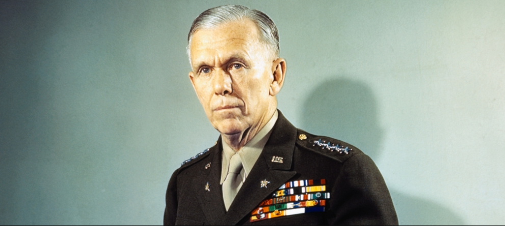 George C Marshall Employee Accountability
