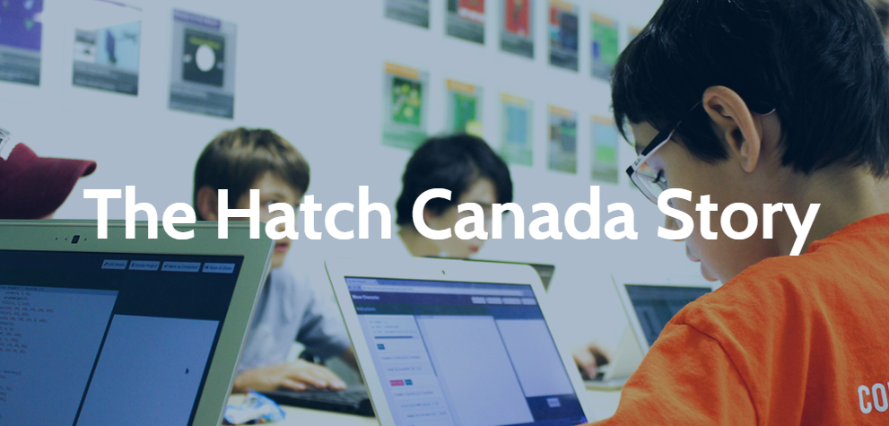 Hatch Canada header