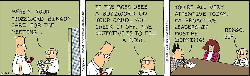 process innovation - buzzword