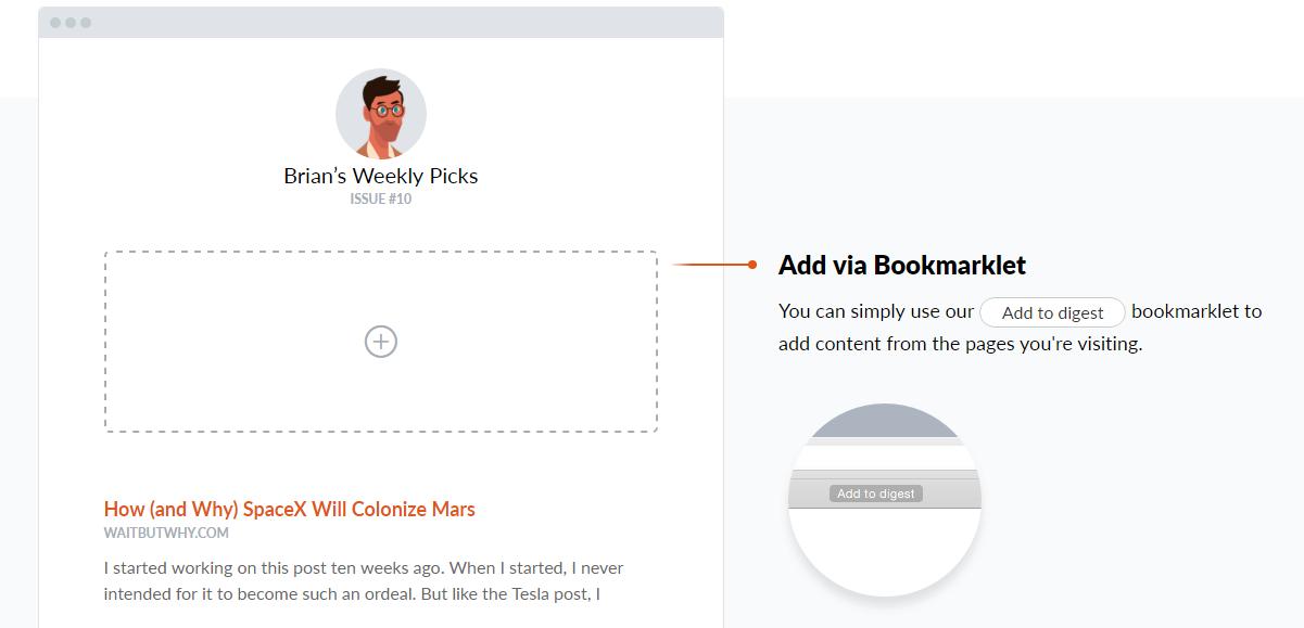 Revue email builder workflow