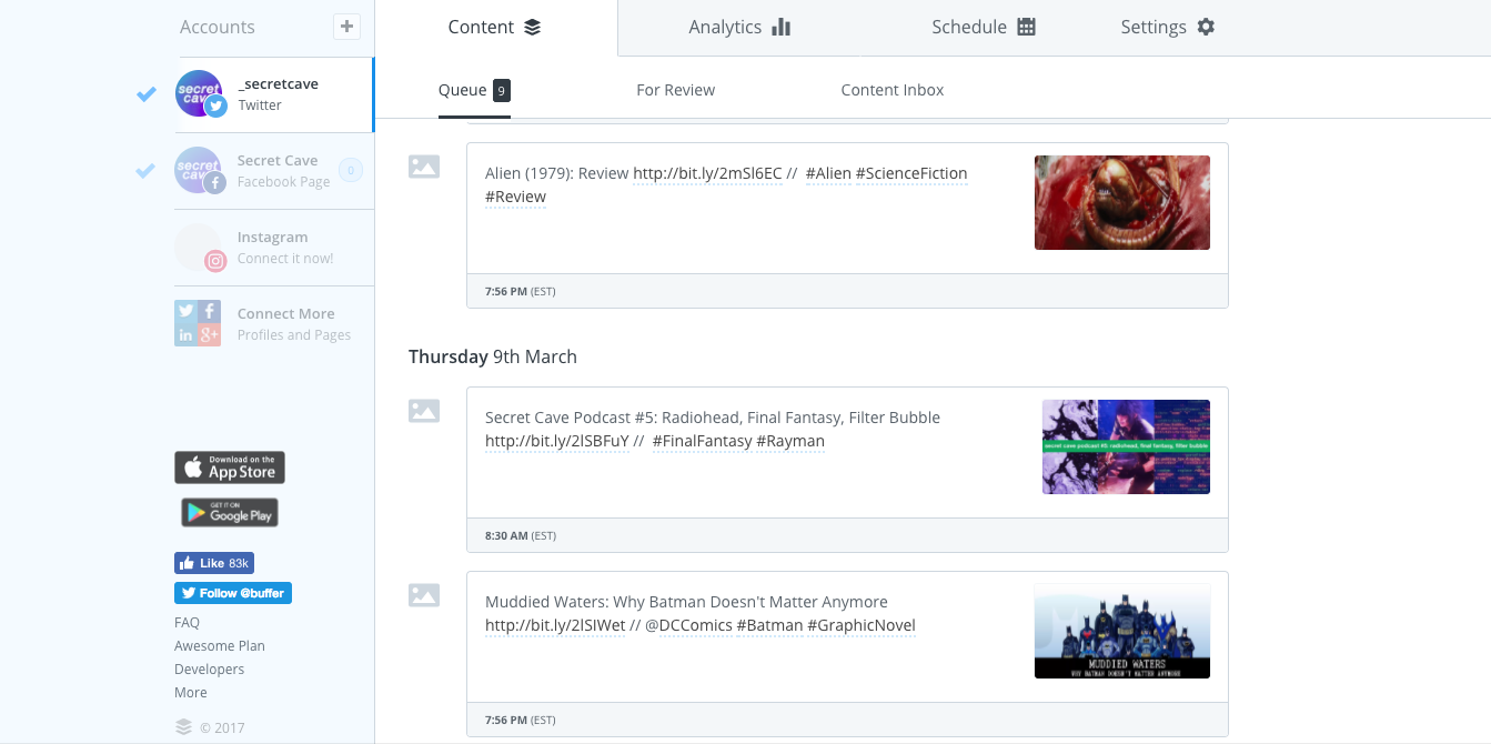 How to Schedule Tweets with Images (and Automatically
