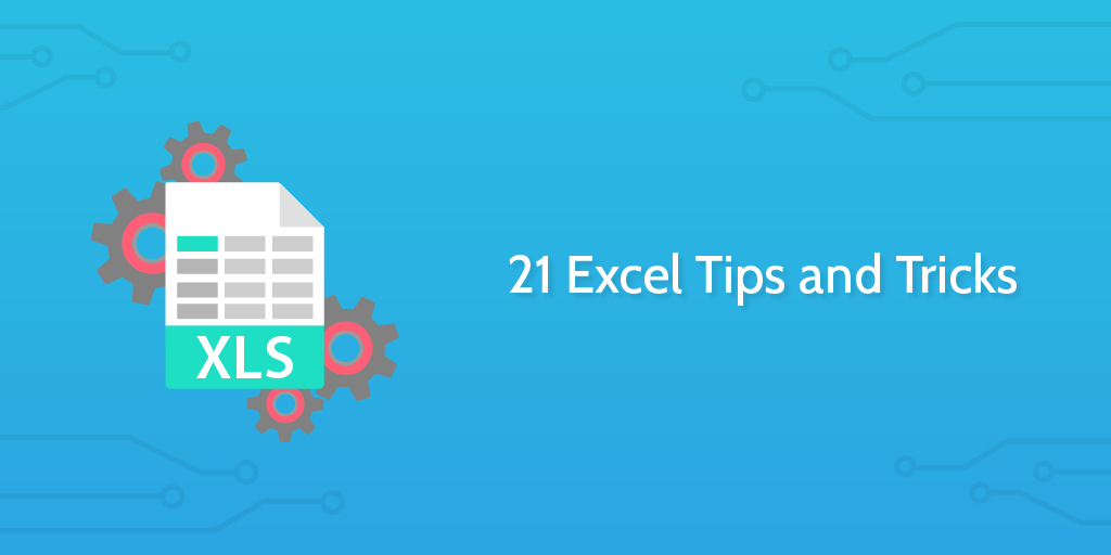 21_Excel_tips-and-tricks-Excel-for-dummies