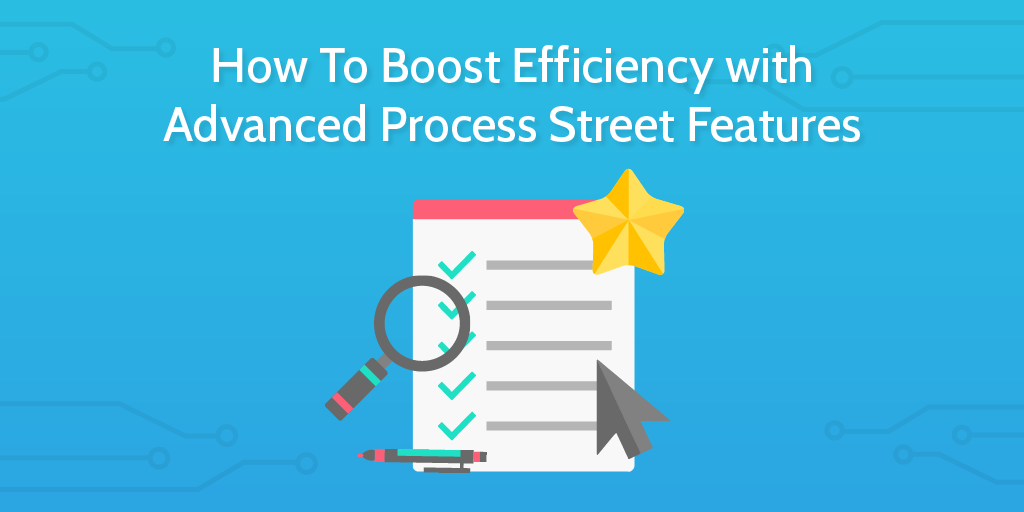 advanced process street - header