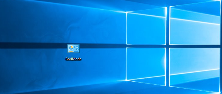 godmode windows 10 tips