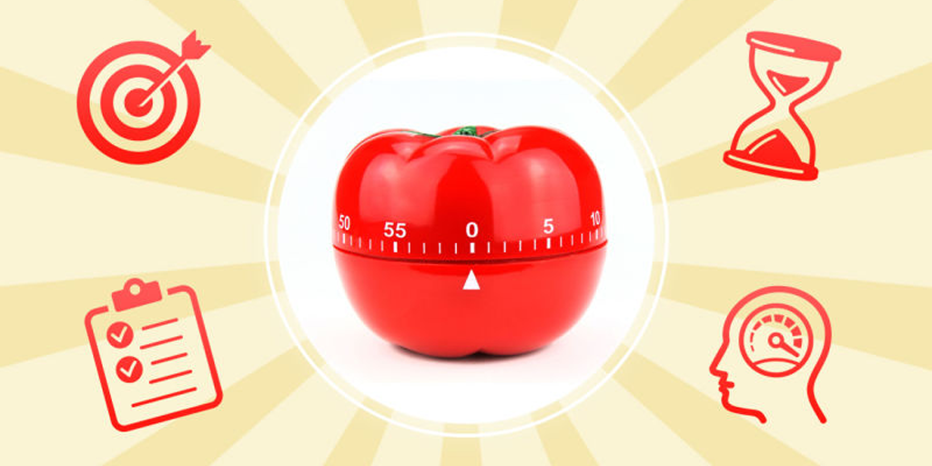 how to avoid distractions pomodoro technique