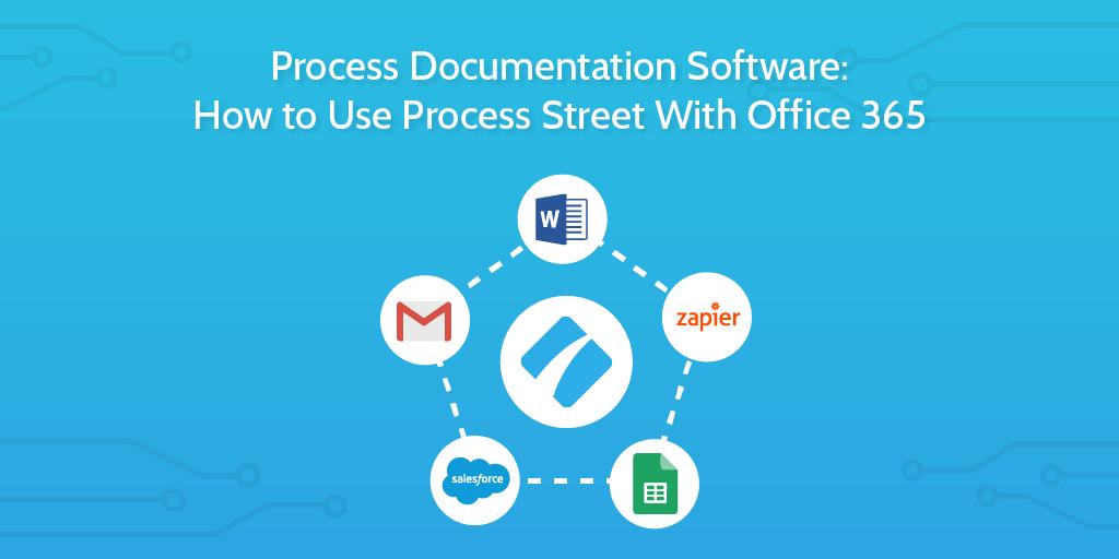 process documentation software header