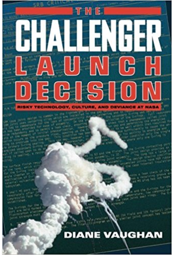 resources for consultants challenger launch disaster
