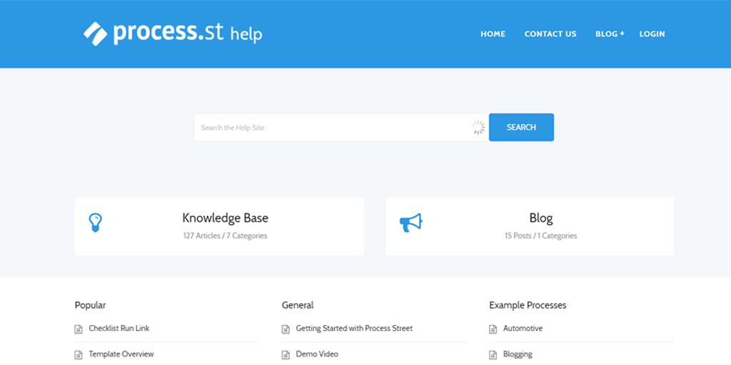 resources for consultants process street help site