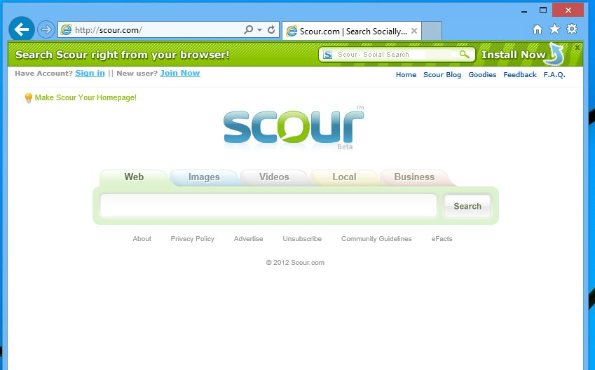 scour global expansion