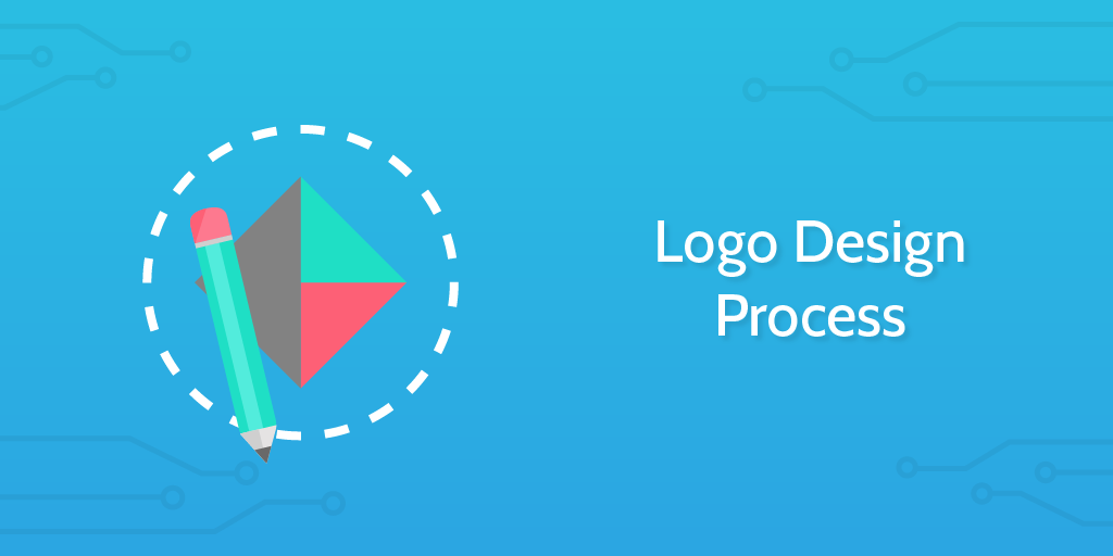 logo design process template