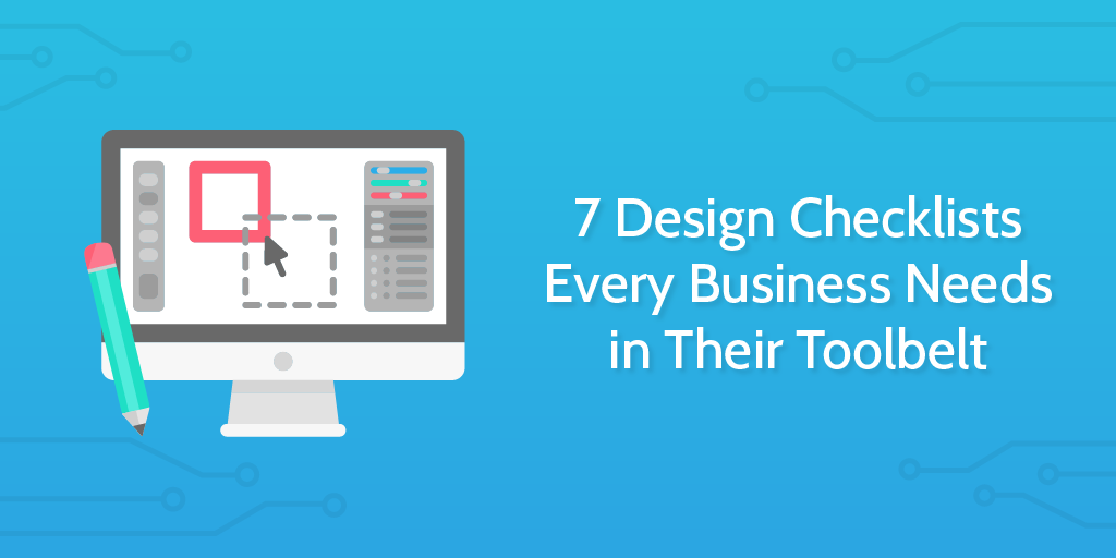 7 Design Processes Checklists