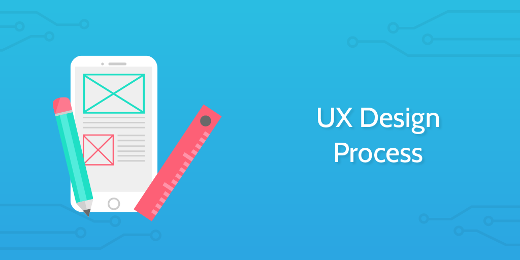 UX design process checklist