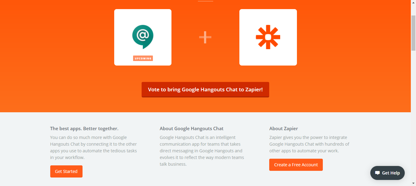 best video conferencing google hangouts upcoming zap