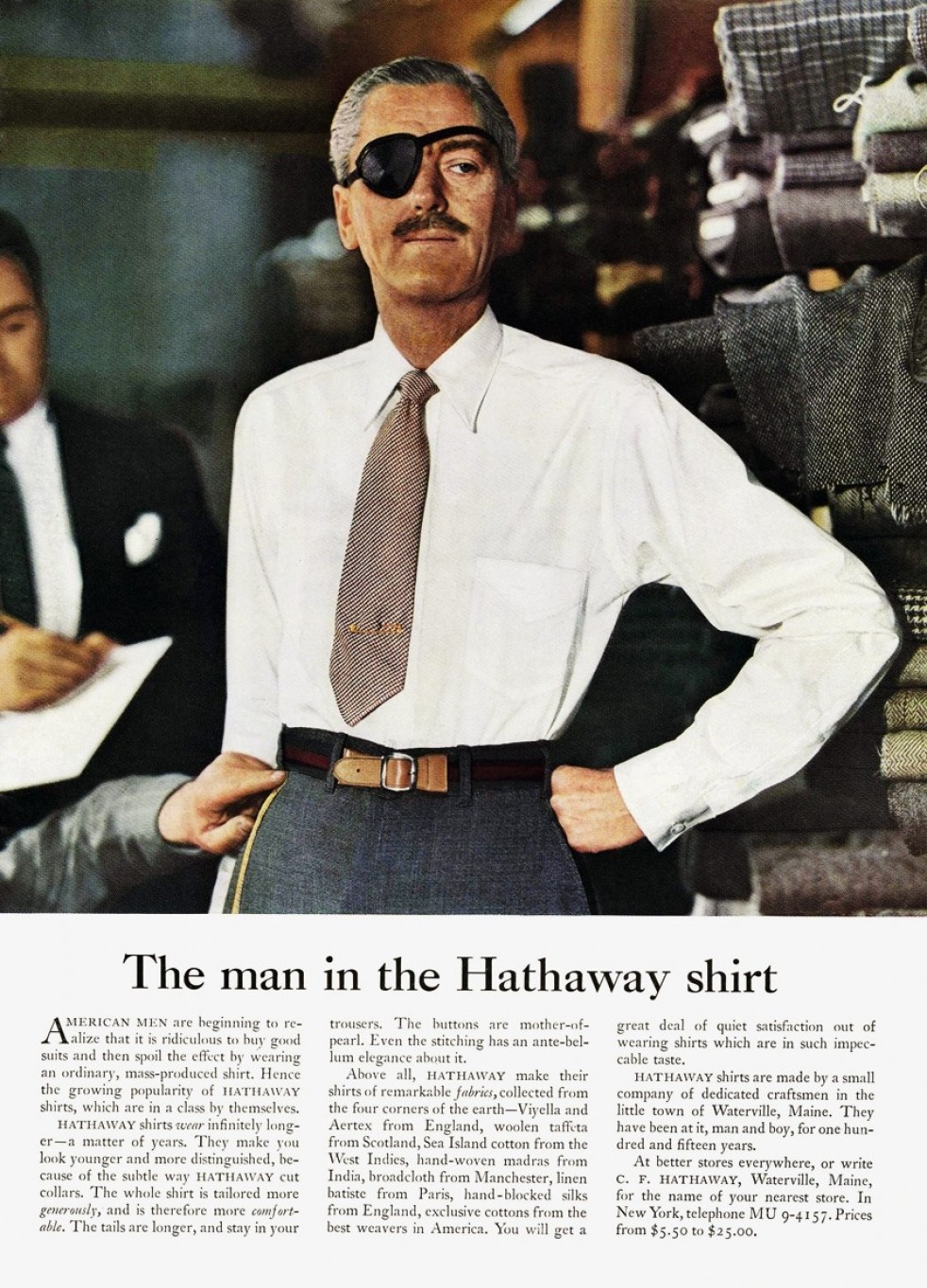 marketing tips hathaway ad