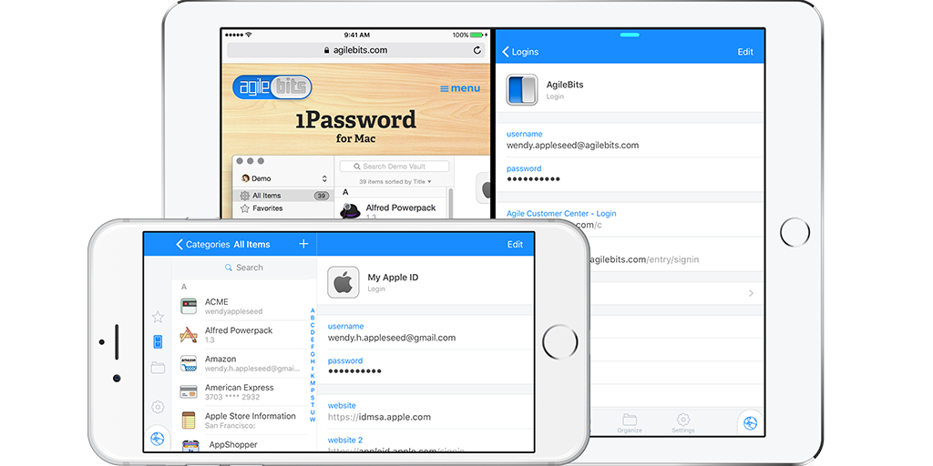 small business resources 1password