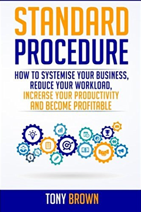 small business resources standard procedure tony brown