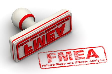 fmea failure mode and effects analysis stamp