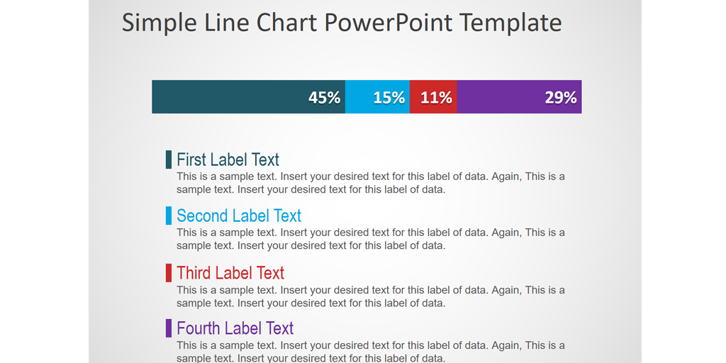 Every timeline template youll ever need the 18 best templates timeline template line chart presentation slide hunters powerpoint toneelgroepblik Choice Image