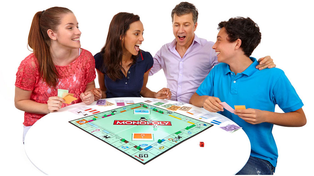 why are monopolies bad family playing monopoly