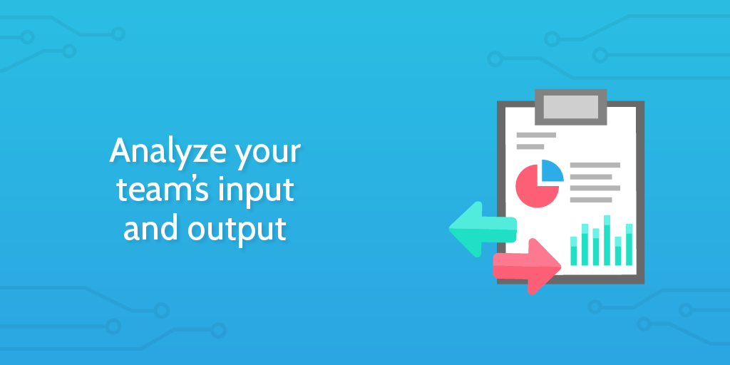 workflow analysis - analyze input and output