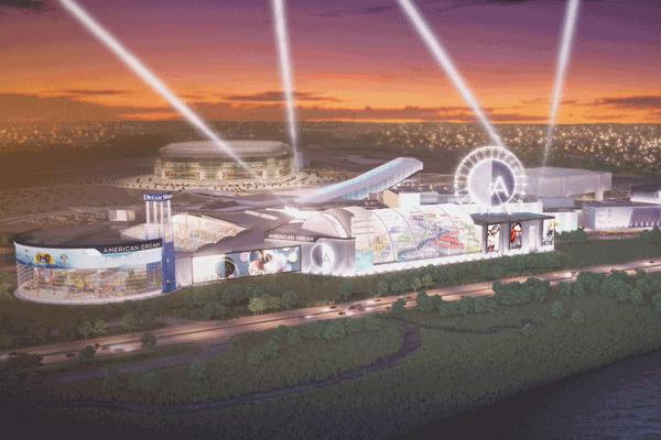 American Dream Meadowland Concept