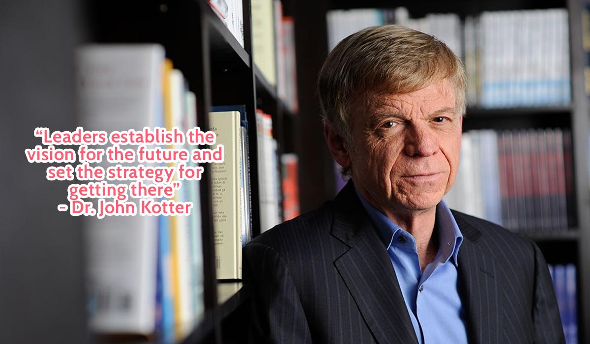 change management models - dr john kotter