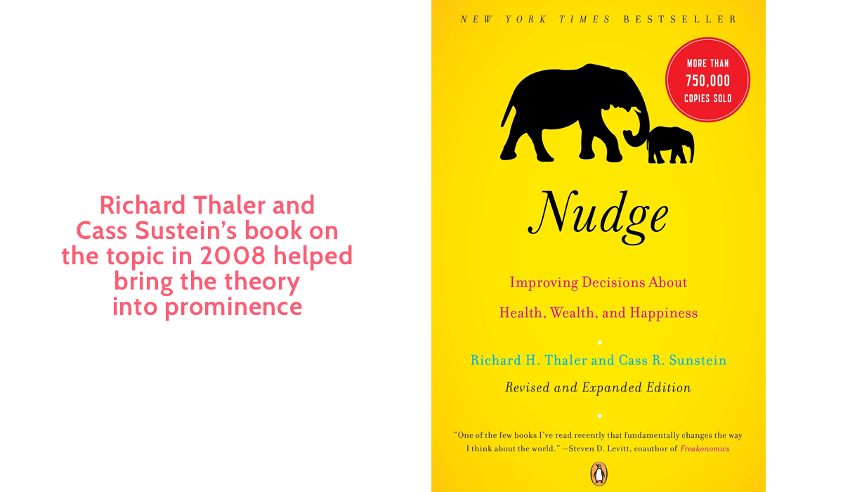nudge theory book