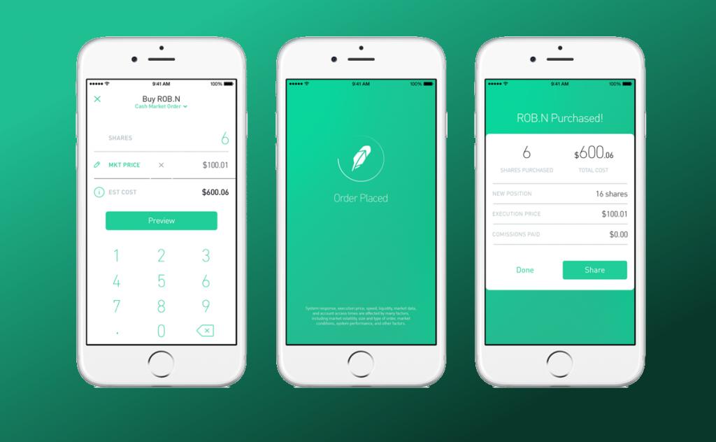 micro investing robin hood app