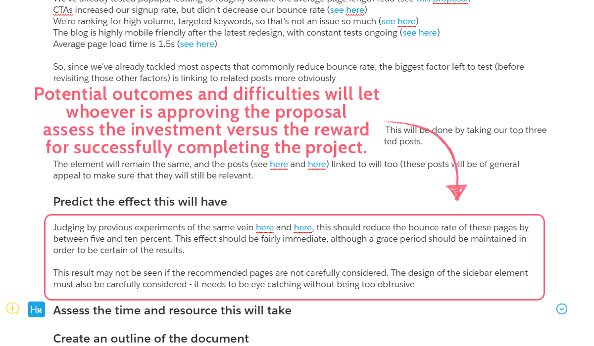 types of project proposals that get approved and how to write  project proposal  plan predict effect