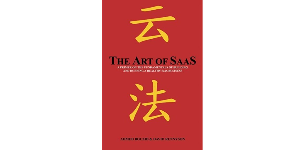 art of saas review - book cover