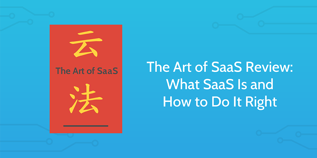 Art of SaaS review - header